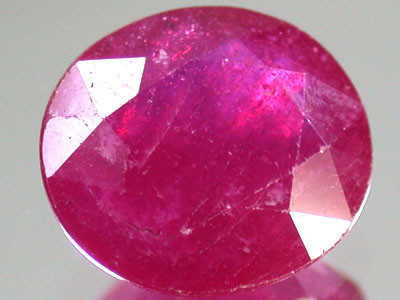 FREE SHIP HIGH GRADE SELECTED RUBY 5.70 CTS GW 743
