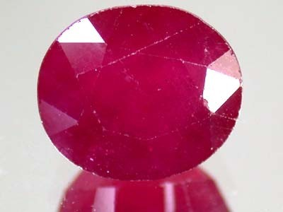 HIGH GRADE SELECTED RUBY 7.60 CTS GW 757