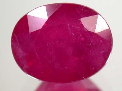 FREE SHIP HIGH GRADE SELECTED RUBY 6.40 CTS GW 832