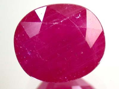 FREE SHIPPING HIGH GRADE SELECTED RUBY 7 CTS GW 854