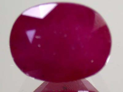 FREE SHIPPING HIGH GRADE SELECTED RUBY 6 CTS GW 863
