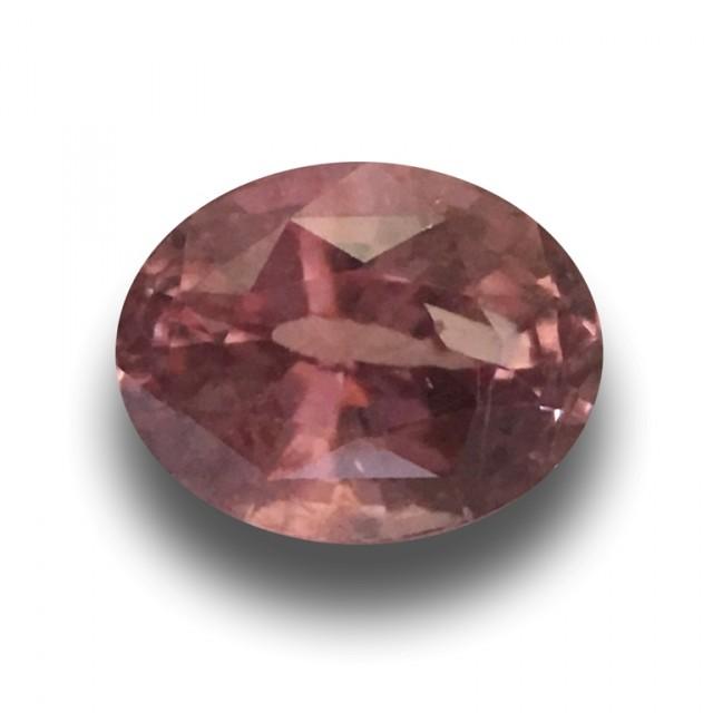 1.66 Carats | Natural Pink Sapphire|Loose Gemstone| Sri Lanka - New