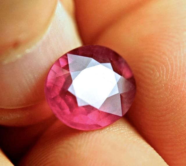 5.58 Carat Fiery Ruby - Superb