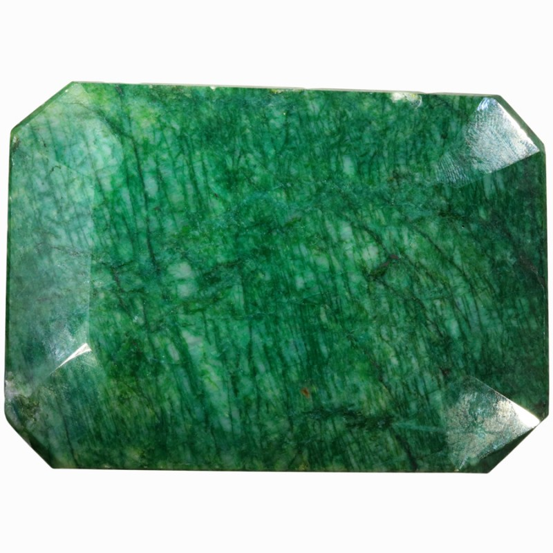 1490.00 CTS LARGE EMERALD  BRAZIL-TREATED  [STS870]