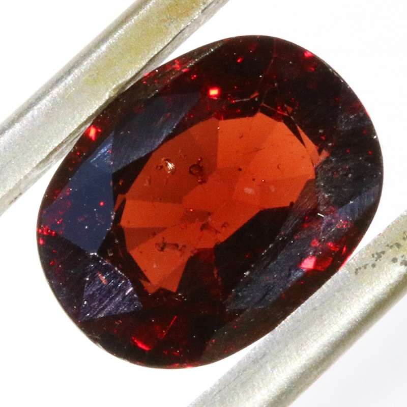 3.25Cts Garnet Gemstone faceted PPP1507