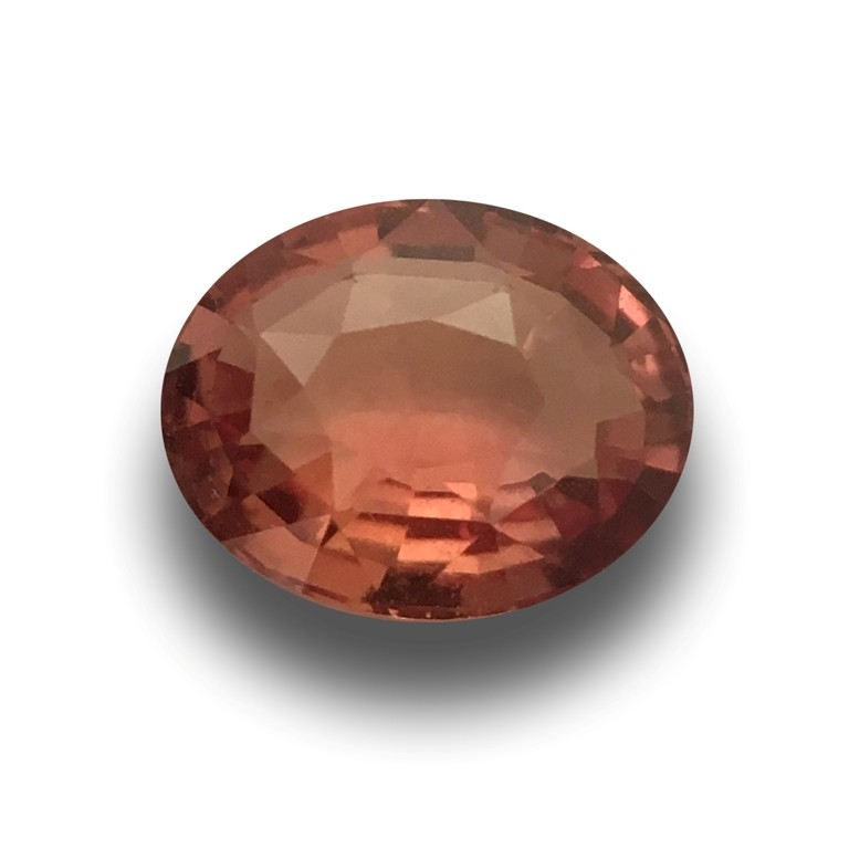 Natural Padparadscha|Loose Gemstone| Sri Lanka - New