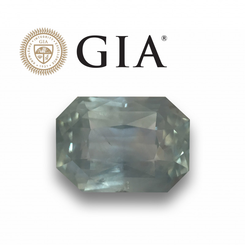 GIA Natural Unheated Fancy Sapphire|Loose Gemstone| Sri Lanka - New