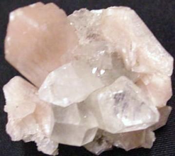 1.5 Inches Long 1.2 Oz. Apophylite Stilbite Rare Mineral Specimen