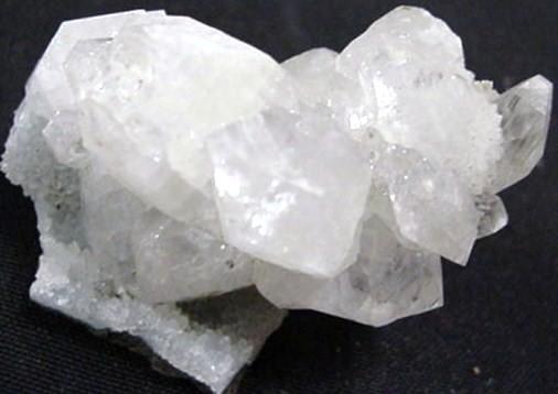 2 inches long 1.9 oz. Apophylite rare mineral specimen