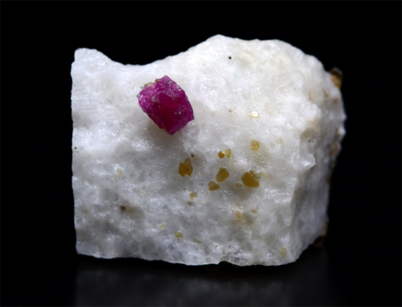294 Cts Top Quality Ruby Specimen From Pakistan
