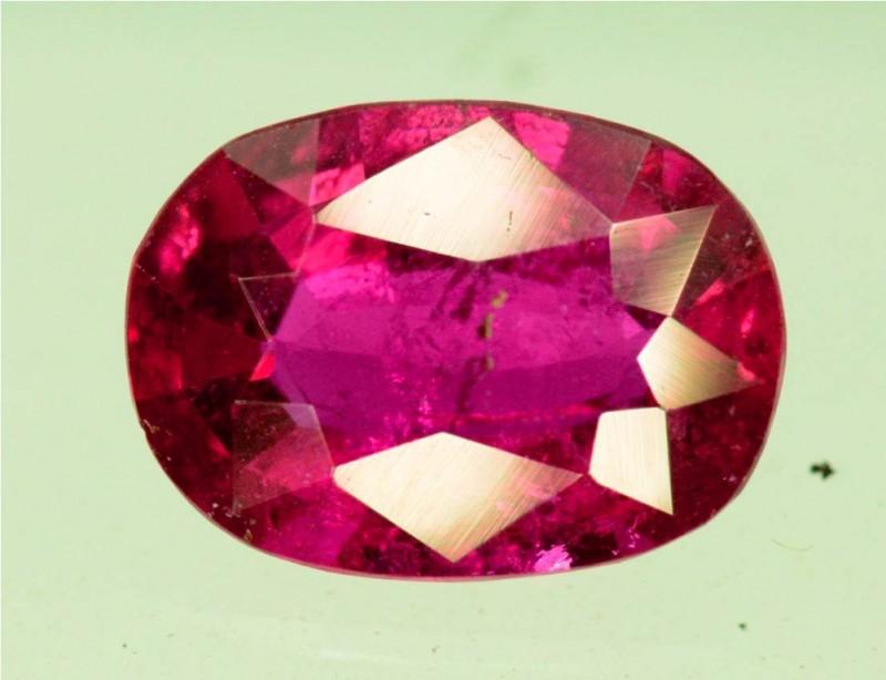 1.70 cts Untreated Afghan RUbelite Gemstone