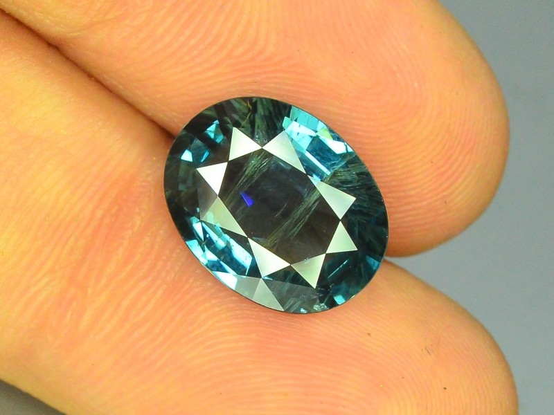 GIL~Certified~4.31 CT Spinel Burmese~$9000,00