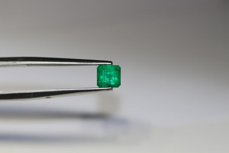 0.81 carat Stunning Panjshir(Minor Oil) Emerald