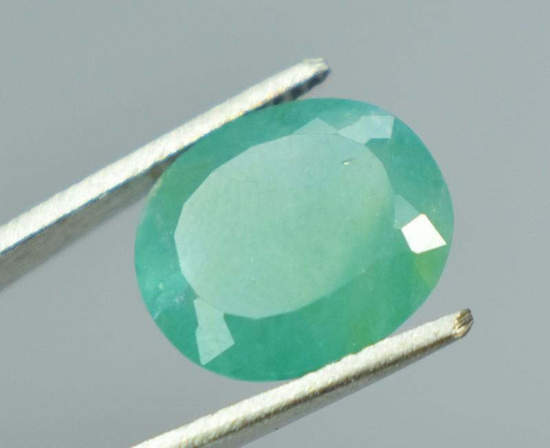 5.5 Carats Blueish Green Grandidierite Loose  Gem