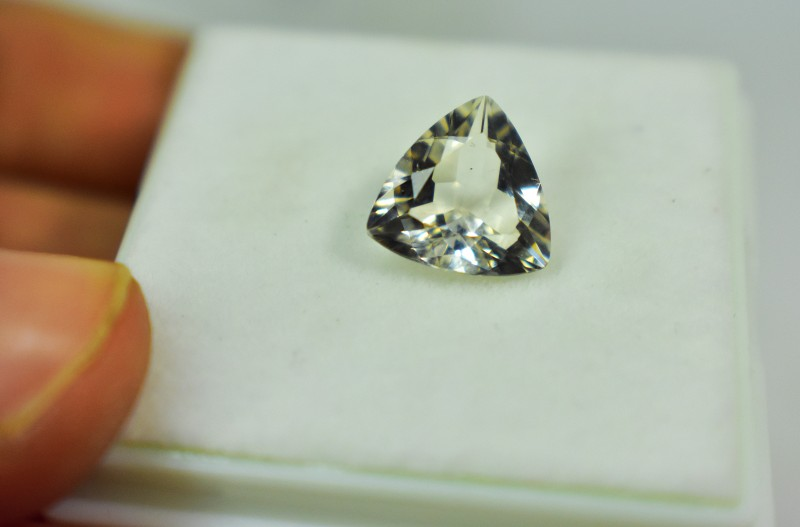 2.95 Carats Unheated best Lustrous Yellow Scapolite