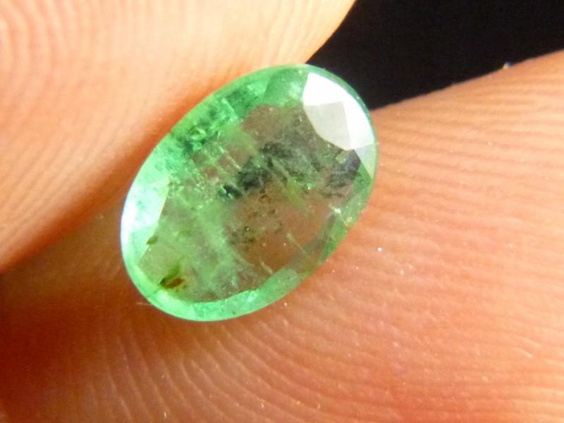 1.26cts  Emerald , 100% Natural Gemstone