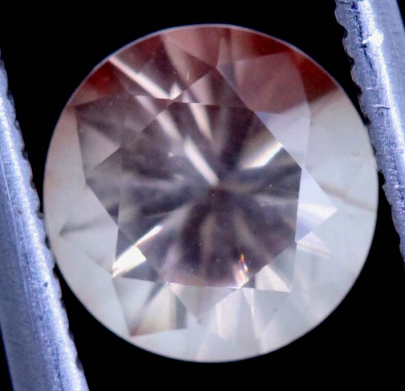 1.5 CTS SUNSTONE  FACETED CG-2327
