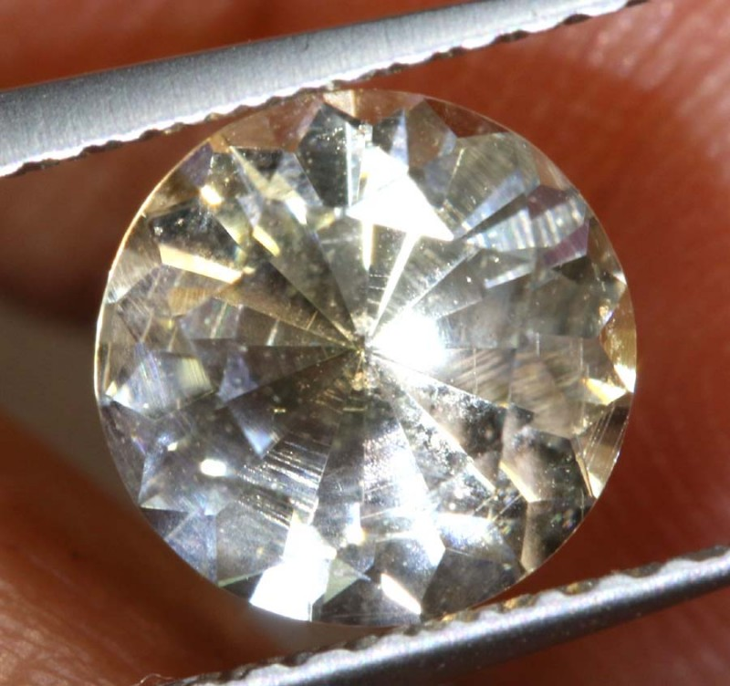 1.3 CTS SUNSTONE  FACETED CG-2342