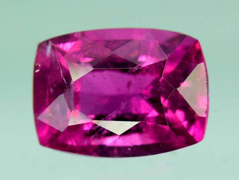 1.95 cts Untreated Afghan Rubelite Gemstone