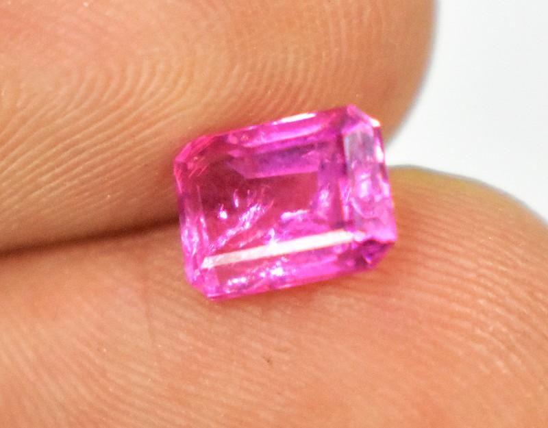 1.12 Carats Pinkish Rubelite Tourmaline Loose Gem