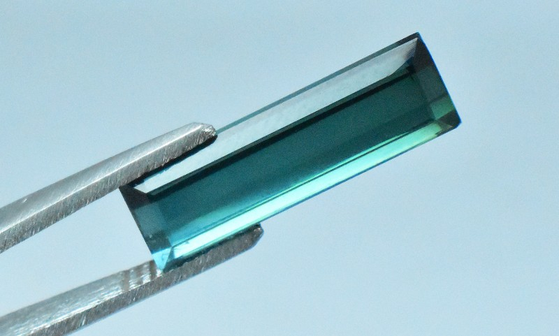 5.65 Carats Natural Blue Tourmaline Loose Gem~ Superb Gem
