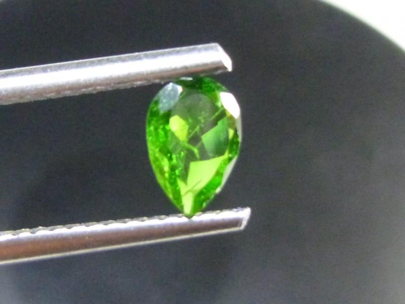 0.40ct Chrome Tourmaline , 100% Natural Gemstone