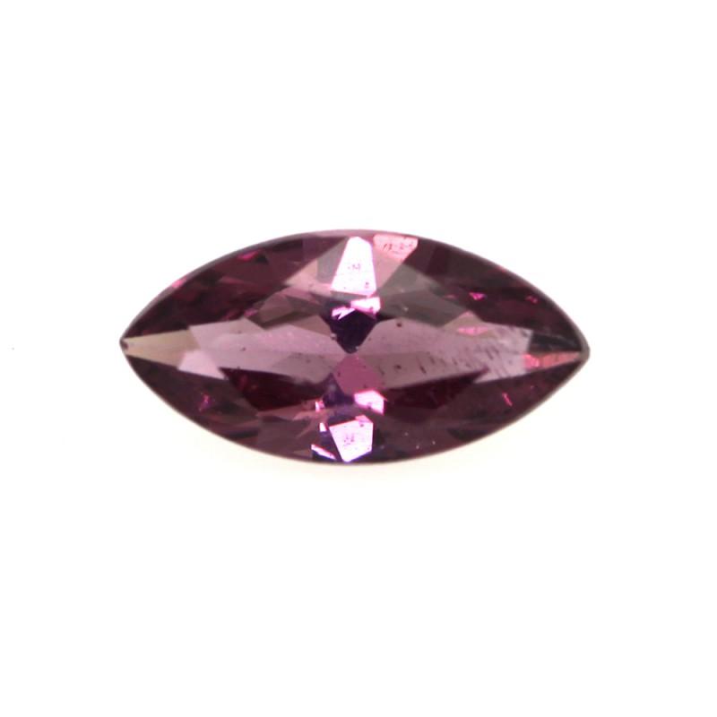 0.73cts Natural Rhodolite Garnet Marquise Cut