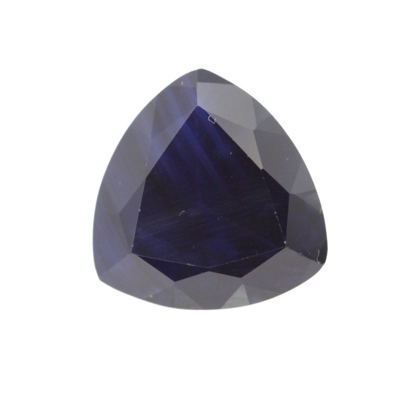1.55cts Natural Australian Blue Sapphire Trillion Shape