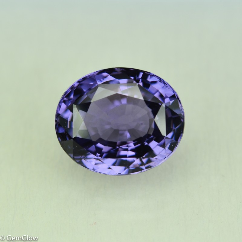 8.29 Cts Fascinating Flawless lustrous Certified Spinel