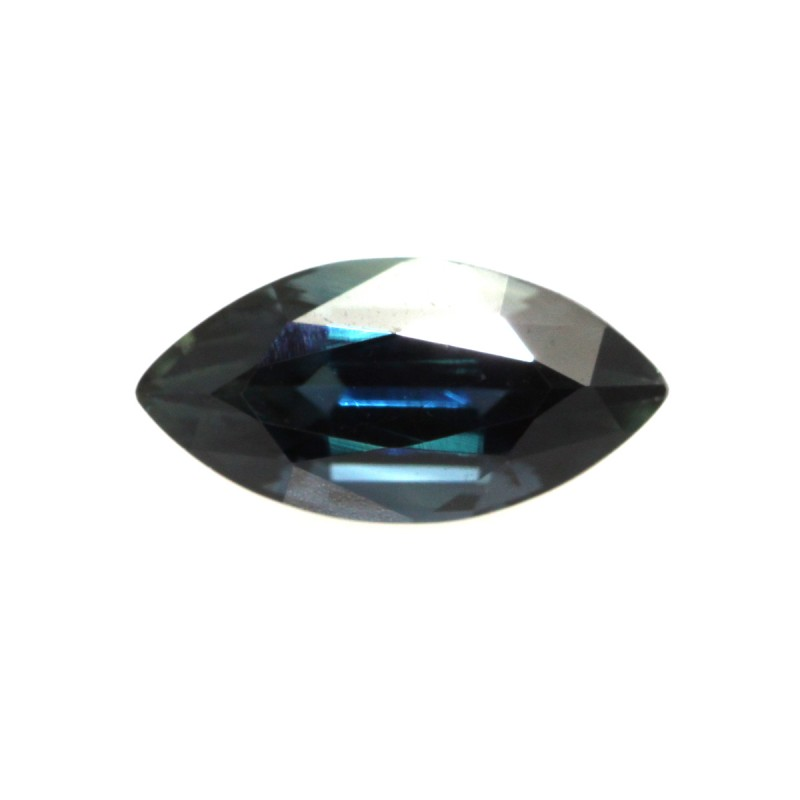 1.55cts Natural Australian Blue Sapphire Marquise Shape