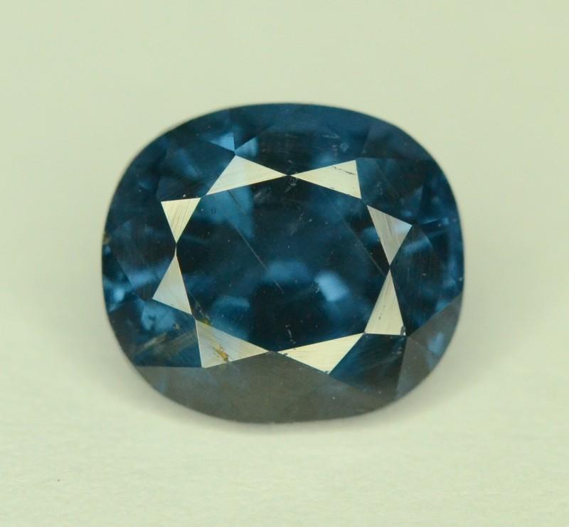 2.25 ct BLUE SPINEL FROM TAJIKISTAN
