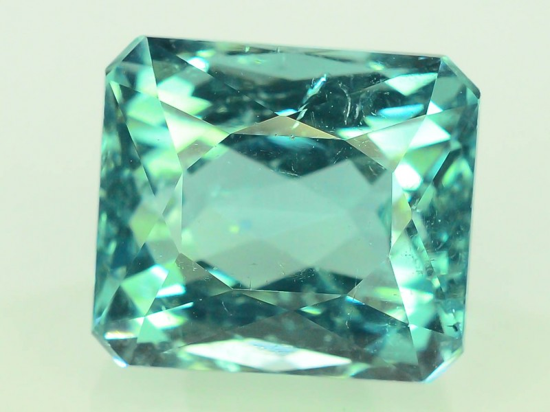 Certified 6.0 cts Untreated Blue Tourmaline Gemstone Afghan