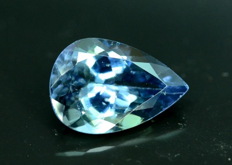2.55 carats Dazzling Tanzanite Gemstone