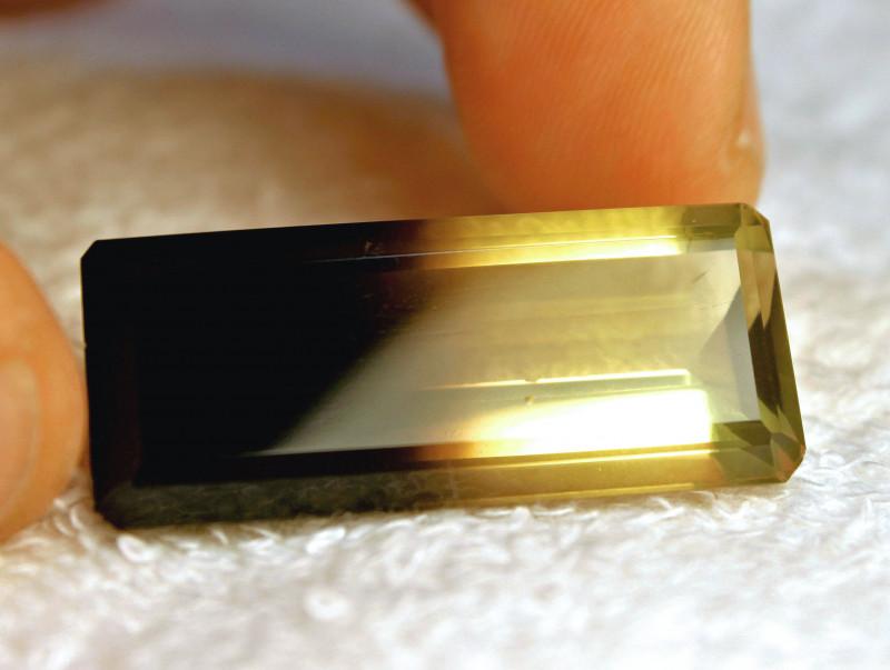 47.3 Carat Bi-Color African VVS/VS Quartz - Superb