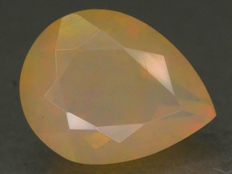 1.80 ct Natural White Opal SkU-1