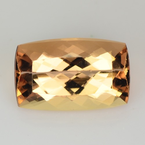 ~UNHEATED~ 2.02 Cts Natural Imperial Topaz Cushion Brazil