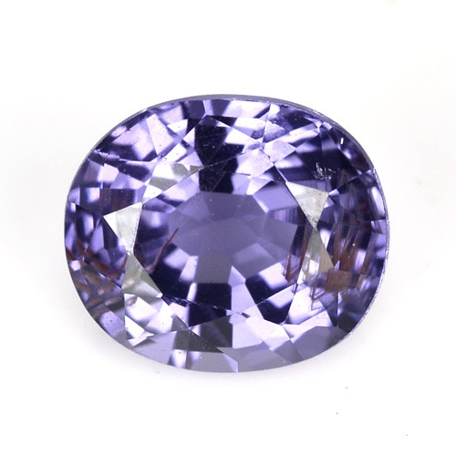 1.55 Cts Natural Nice Blue Spinel Oval Tanzania
