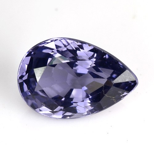 1.72 Cts Natural Nice Blue Spinel Pear Tanzania