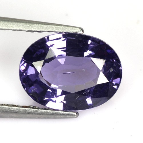 1.55 Cts Natural  Blue Spinel Oval Tanzanian Gem