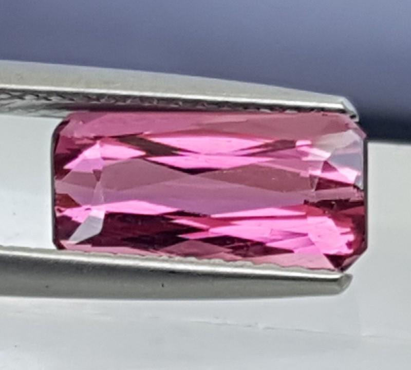 2.34cts,   Pink Mahenge Garnet,  Open Sweet Color,  Viv