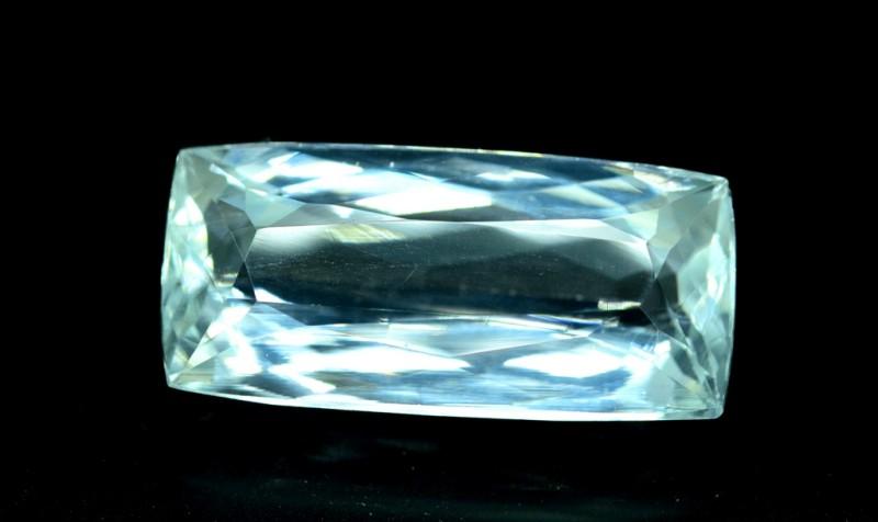 12.85 cts Untreated Aquamarine Gemstone from Pakistan
