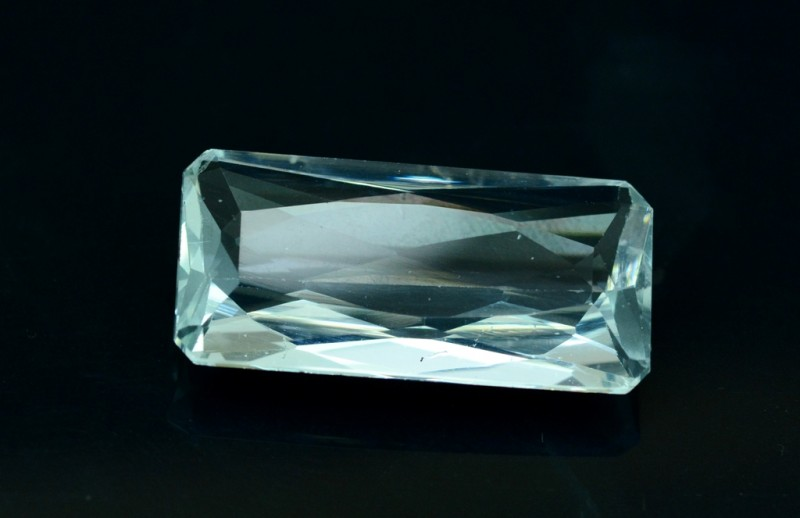 15 cts Untreated Aquamarine Gemstone from Pakistan