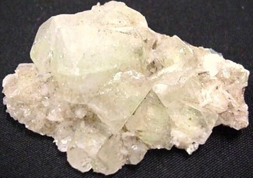 2.5 inches long 2.1 oz. Apophylite Stilbite rare mineral specimen