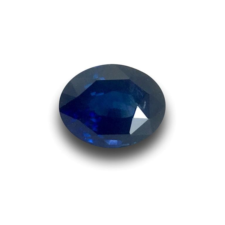 Natural Blue Sapphire |Loose Gemstone| Sri Lanka - New