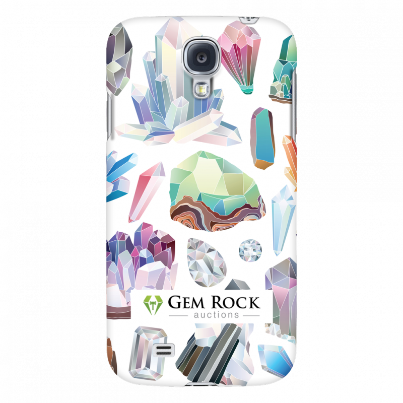 Samsung Galaxy S4 - Official Gem Rock Auctions Phone case