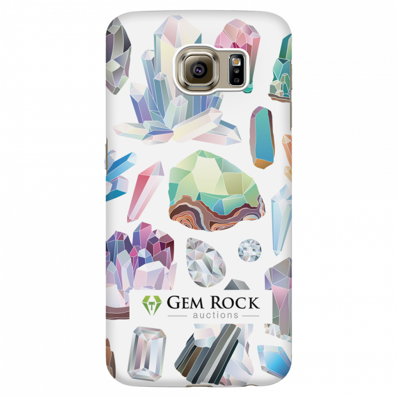 Samsung Galaxy S6 - Official Gem Rock Auctions Phone case