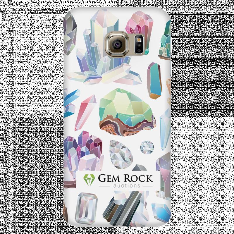 Samsung Galaxy S6 Edge - Official Gem Rock Auctions Phone case