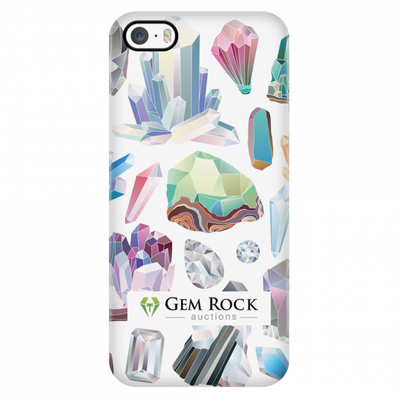 iPhone 5/5S - Official Gem Rock Auctions Phone case