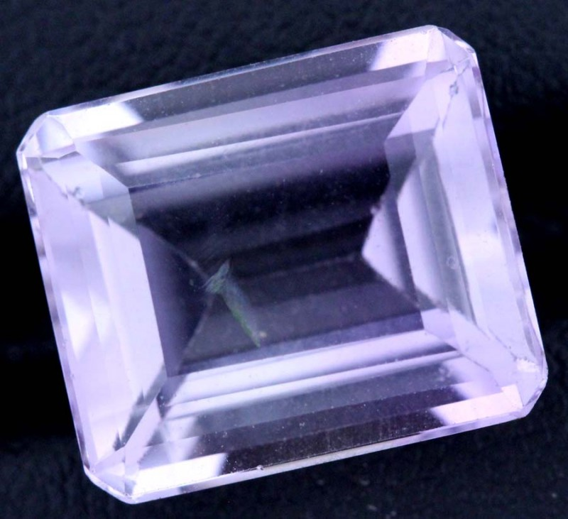 8.4CTS AMETHYST NATURAL FACETED STONE TBG-2647