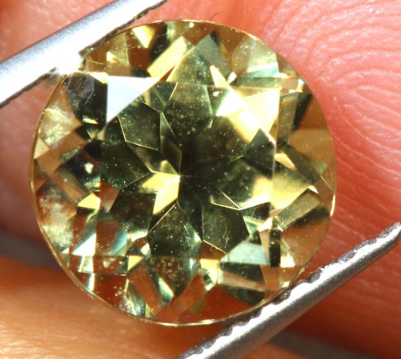 1.72CTS CERTIFIED DIAPSORE FACETED TURKEY RARE MINERAL TBM-1385
